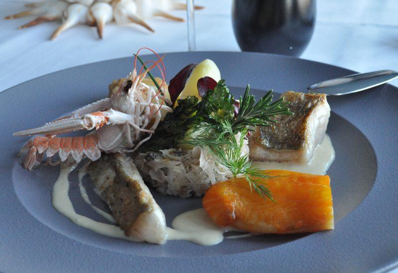 Choucroute de la mer restaurant avec vue sur mer